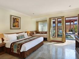 Akoya Pool Villa de l'hôtel Vila Ombak à Lombok