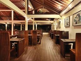 Seahorse Restaurant de l'hôtel Vila Ombak