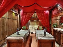 Le spa de l'hôtel 4 étoiles Vila Ombak à Lombok