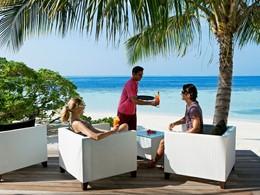 Savourez un cocktail devant l'Océan Indien