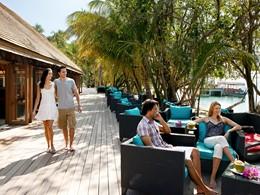 La terrasse du bar Bonthi