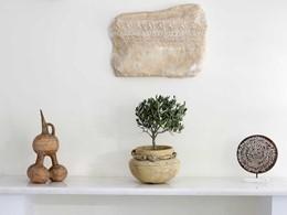 Elément de décoration de l'hôtel Villa Marandi Luxury Suites en Grèce