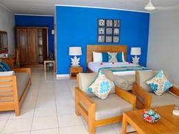 La Junior Suite, une chambre vaste et agréable
