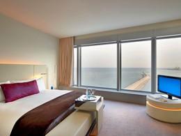 La Chambre Mega du W Barcelone Hotel en Espagne