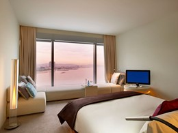 La Chambre Fabulous du W Barcelone Hotel en Espagne