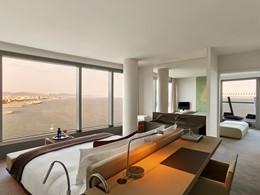 La Suite Marvelous du W Barcelone Hotel en Espagne