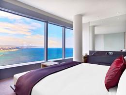 La Suite Spectacular du W Barcelone Hotel en Espagne