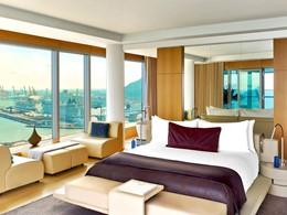 La Suite Extrême Wow du W Barcelone Hotel en Espagne