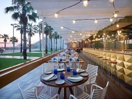 Le restaurant Salt du W Barcelone Hotel en Espagne