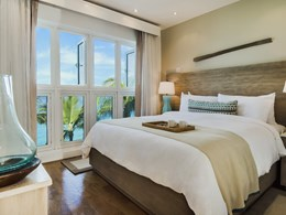 Ocean Front Split Level Room