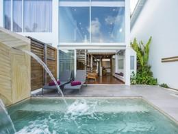 La piscine de la Pool Villa