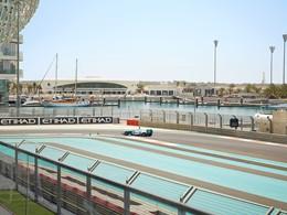 Circuit de Formule 1 du Yas Viceroy à Abu Dhabi