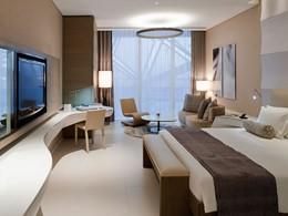 Deluxe Room du Yas Viceroy à Abu Dhabi