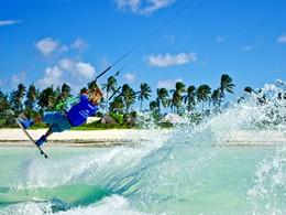 Le Zanzibar White Sand est le paradis du kitesurf