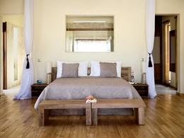 Beachfront One-Bedroom Villa du Zanzibar White Sand