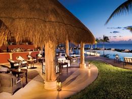 Hippos Pool Bar de l'hôtel Zoetry Paraiso au Mexique