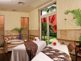 Le spa de l'hôtel 5 étoiles Zoetry Paraiso au Mexique