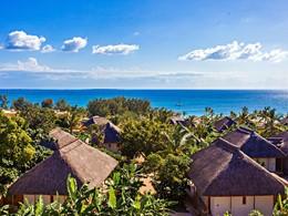 Vue du Zuri Zanzibar