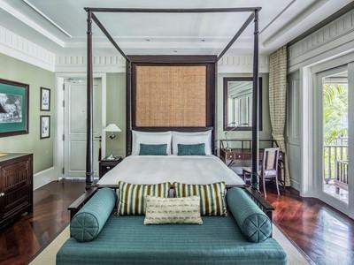 Rajah Brooke Suite du 137 Pillars House à Chiang Mai