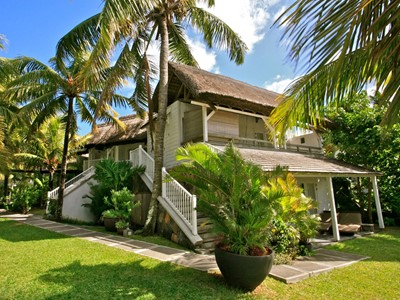 La Suite de l'hôtel 20° Sud à l'île Maurice