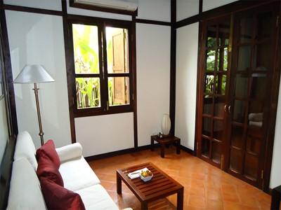 Executive Suite de l'hôtel 3 Nagas à Luang Prabang