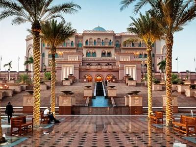 Tous nos hôtels à Abu Dhabi