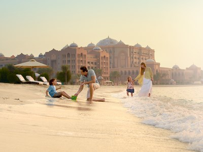 Séjour plage à Abu Dhabi