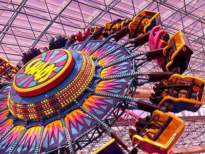 Adventuredome au Circus Circus