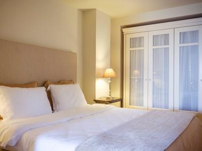 Charming Suite Garden View de l'Aegean Suites Hotel