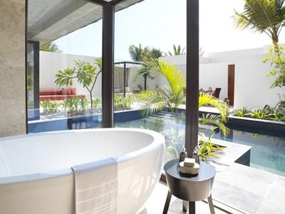Family Garden View Pool Villa