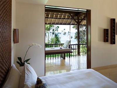 Seaside Suite de l'hôtel Alila Manggis à Bali