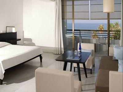 Junior Suite And Veranda Sea View