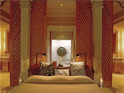 Garden Suite de l'hôtel Amanjiwo, à Java