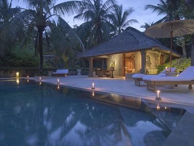 Kilasari Suite de l'hôtel Amankila à Bali