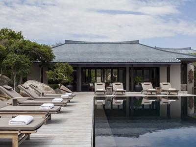 5 bedroom villa de l'hôtel Amanoi à Nha Trang