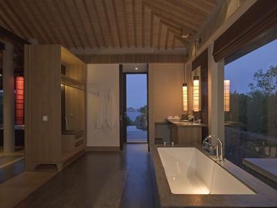Ocean Pavilion de l'hôtel Amanoi à Nha Trang