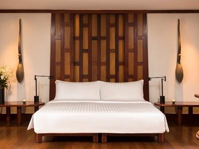 Ocean Pavilion de l'hôtel Amanpuri à Phuket