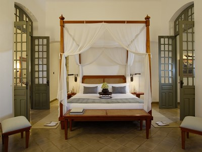 Mekong Suite de l'hôtel Amantaka à Luang Prabang