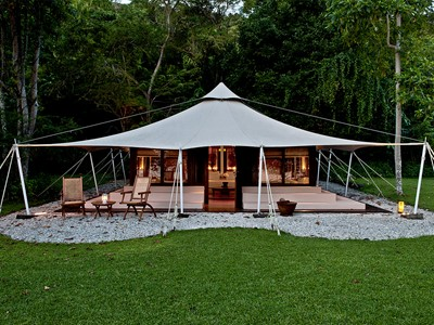 Ocean Tent