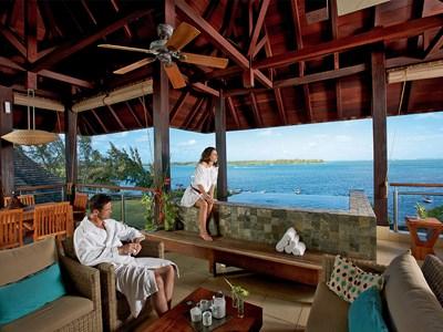 2 Bedroom Prestige Suite Sea View
