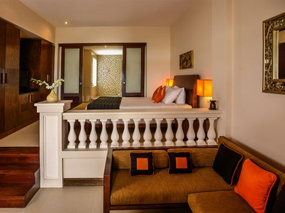 Junior Garden View Suite de l'Anantara Hoi An Resort