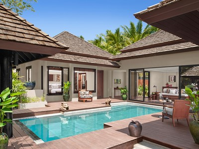 Two Bedroom Layan Pool Villa de l'Anantara Layan Resort & Spa