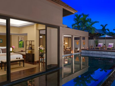 Two Bedroom Anantara Pool Villa de l'Anantara Layan Resort & Spa