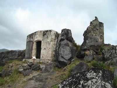 Ancienne Prison de Marigot