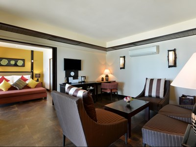 Andaman Suite de l'hôtel Andaman White Beach Resort Phuket