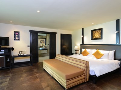 Seaview Deluxe Room de l'Andaman White Beach Resort