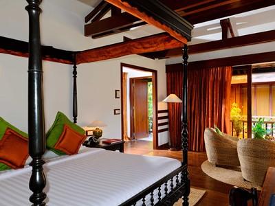 Garden View de l'Angkor Village Hotel à Siem Reap
