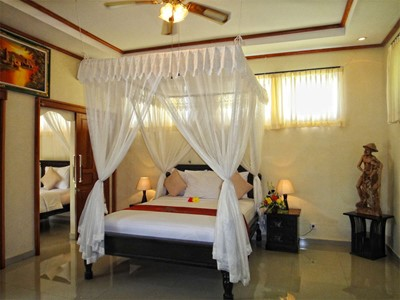 Suite Garden View Bungalow de l'hôtel Arya Amed