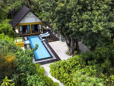 Hôtels top sur l'Atoll de Baa