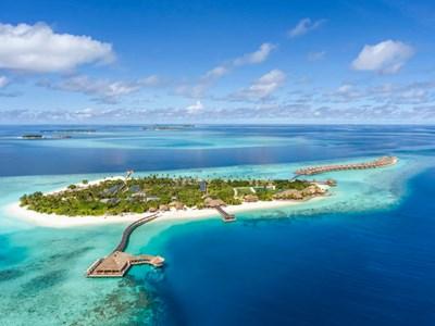 Hôtels sur l'atoll de Lhaviyani